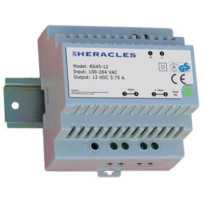 Alimentation 12&24 volt DIN HERACLES