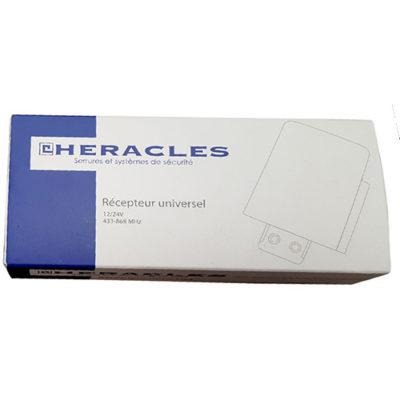 Récepteur universel HERACLES