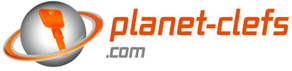 logo planète clefs