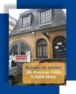 magasin Héralcès de Metz